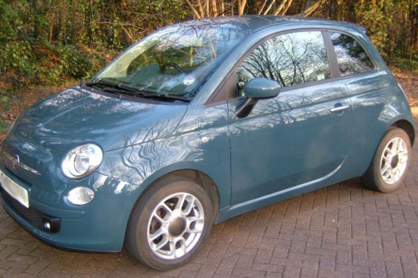 Polished Reflections: vehicle valeting and detailing gallery: fiat