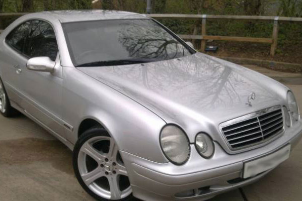 Polished reflections vehicle valeting and detailing for Mercedes benz detailing