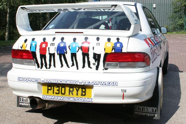 Subaru Rally Car >> Polished Reflections: vehicle valeting and detailing gallery: subaru impreza wrx sti type ra ...